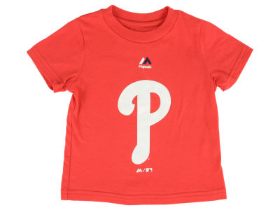 Philadelphia Phillies MLB Infant Primary Logo T-Shirt