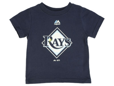 Tampa Bay Rays MLB Infant Primary Logo T-Shirt