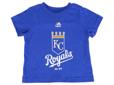 Kansas City Royals MLB Infant Primary Logo T-Shirt