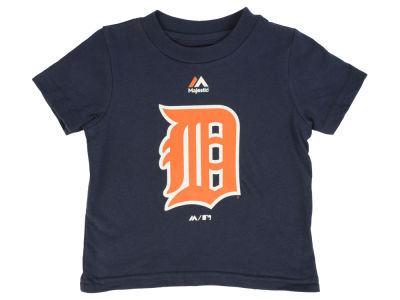 Detroit Tigers MLB Infant Primary Logo T-Shirt