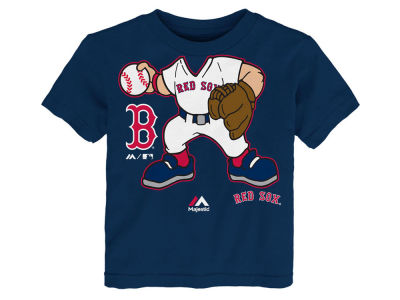 Boston Red Sox MLB Toddler Pint Sized Pitcher T-Shirt