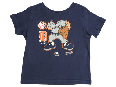 Detroit Tigers MLB Toddler Pint Sized Pitcher T-Shirt
