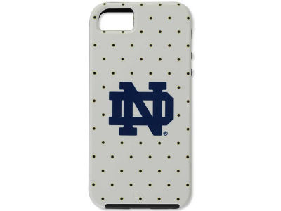 Notre Dame Fighting Irish Iphone SE Dots Print Case