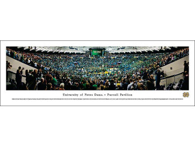 Notre Dame Fighting Irish Panoramic Unframed