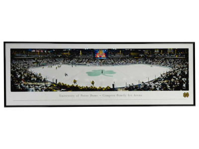 Notre Dame Fighting Irish Panoramic Standard Frame