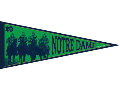 Notre Dame Fighting Irish 12x30in Pennant