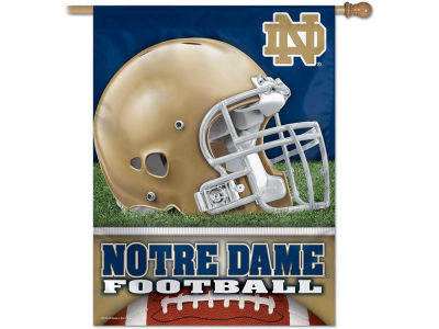 Notre Dame Fighting Irish 27X37 Vertical Flag
