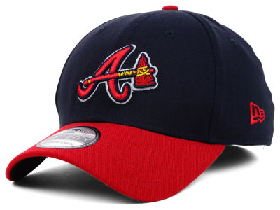 Atlanta Braves New Era MLB Team Classic 39THIRTY Cap