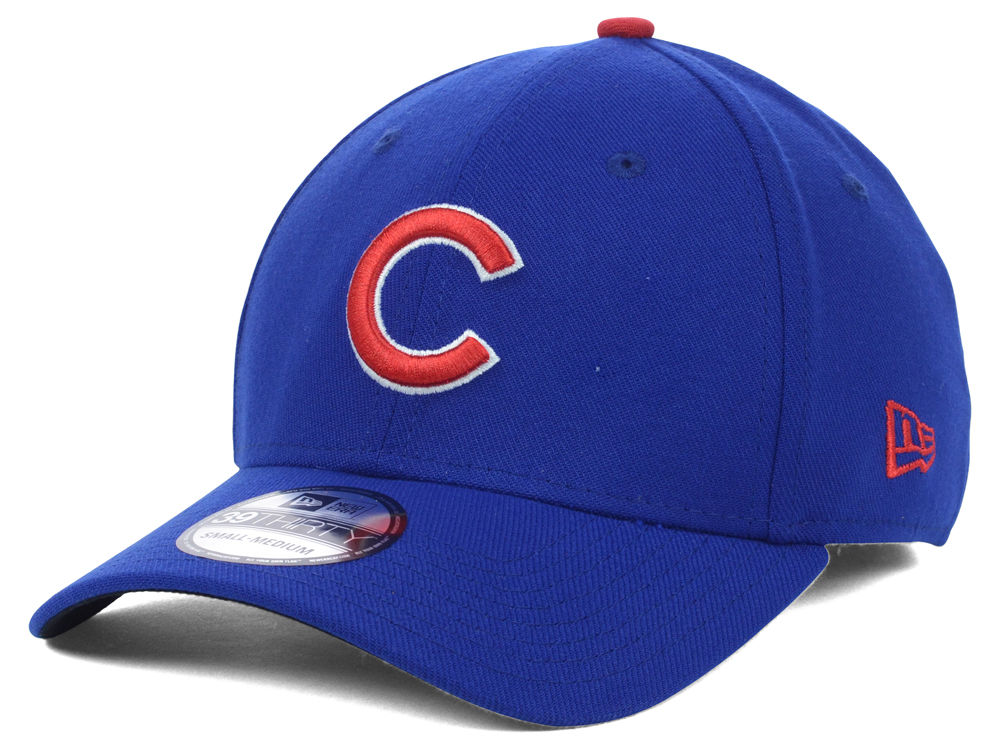 Chicago Cubs New Era MLB Team Classic 39THIRTY Cap  21238ac9790