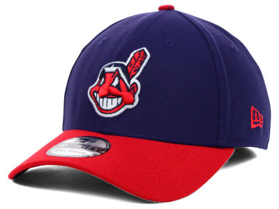 Cleveland Indians New Era MLB Team Classic 39THIRTY Cap