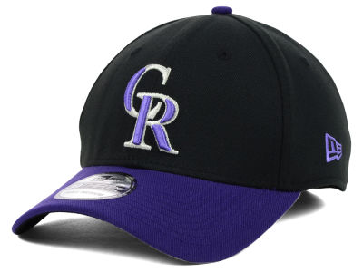 Colorado Rockies New Era MLB Team Classic 39THIRTY Cap