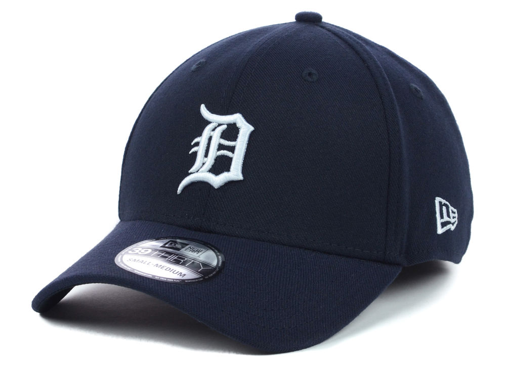 timeless design a0a33 17300 Detroit Tigers New Era MLB Team Classic 39THIRTY Cap