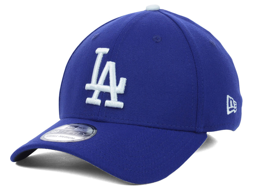Los Angeles Dodgers New Era MLB Team Classic 39THIRTY Cap 13f603317