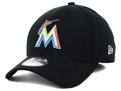 Miami Marlins New Era MLB Team Classic 39THIRTY Cap