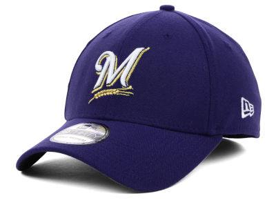 Milwaukee Brewers New Era MLB Team Classic 39THIRTY Cap