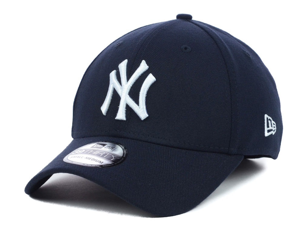 New York Yankees New Era MLB Team Classic 39THIRTY Cap  05716e25206