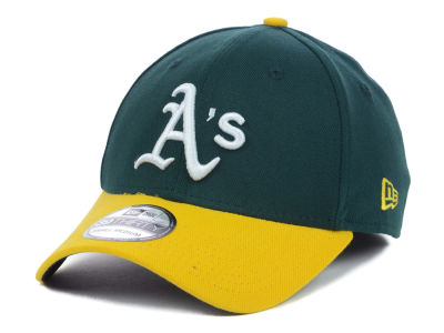 Oakland Athletics New Era MLB Team Classic 39THIRTY Cap