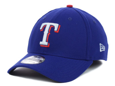 Texas Rangers New Era MLB Team Classic 39THIRTY Cap