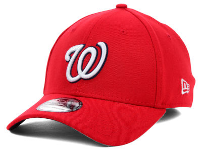 Washington Nationals New Era MLB Team Classic 39THIRTY Cap