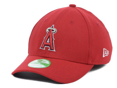 Los Angeles Angels New Era MLB Junior Team Classic 39THIRTY Cap