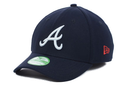 Atlanta Braves New Era MLB Junior Team Classic 39THIRTY Cap