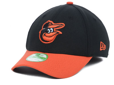 Baltimore Orioles New Era MLB Junior Team Classic 39THIRTY Cap