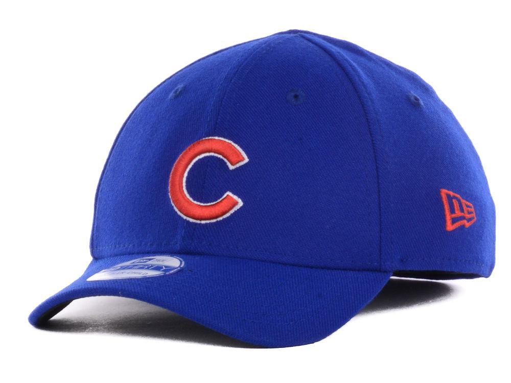 e2e1d565dfa Chicago Cubs New Era MLB Junior Team Classic 39THIRTY Cap
