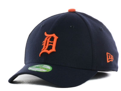 Detroit Tigers New Era MLB Junior Team Classic 39THIRTY Cap