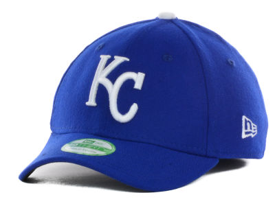 Kansas City Royals New Era MLB Junior Team Classic 39THIRTY Cap