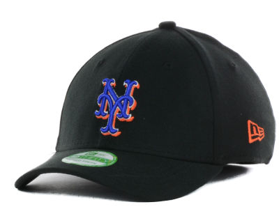New York Mets New Era MLB Junior Team Classic 39THIRTY Cap