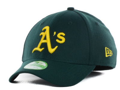 Oakland Athletics New Era MLB Junior Team Classic 39THIRTY Cap