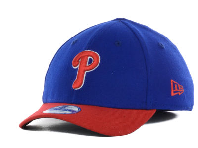 Philadelphia Phillies New Era MLB Junior Team Classic 39THIRTY Cap