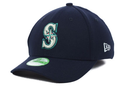 Seattle Mariners New Era MLB Junior Team Classic 39THIRTY Cap