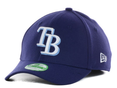 Tampa Bay Rays New Era MLB Junior Team Classic 39THIRTY Cap