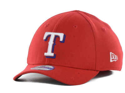Texas Rangers New Era MLB Junior Team Classic 39THIRTY Cap