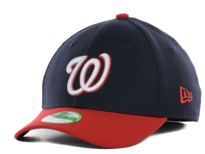 Washington Nationals New Era MLB Junior Team Classic 39THIRTY Cap