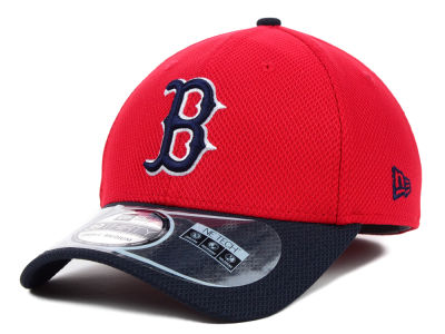 Boston Red Sox New Era MLB Diamond Era 2 Tone 39THIRTY Cap