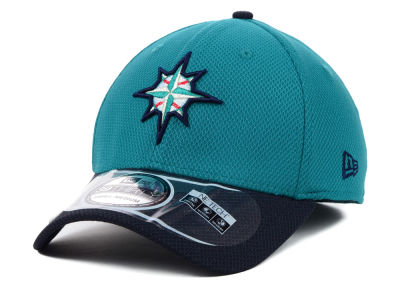 Seattle Mariners New Era MLB Diamond Era 2 Tone 39THIRTY Cap