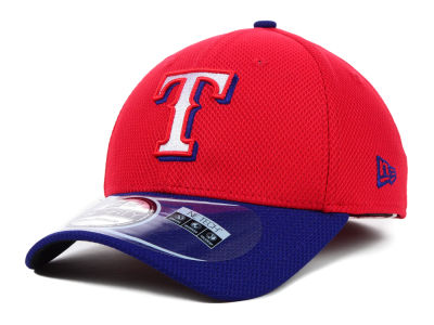 Texas Rangers New Era MLB Diamond Era 2 Tone 39THIRTY Cap