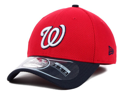 Washington Nationals New Era MLB Diamond Era 2 Tone 39THIRTY Cap