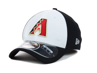 Arizona Diamondbacks New Era MLB Diamond Era White Front 39THIRTY Cap
