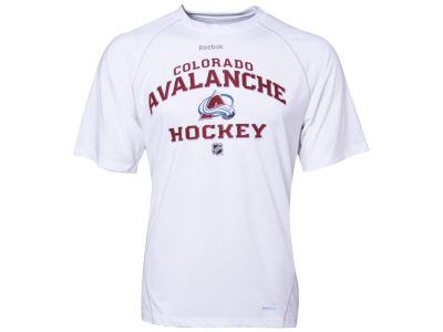Colorado Avalanche Reebok NHL Speedwick T-Shirt
