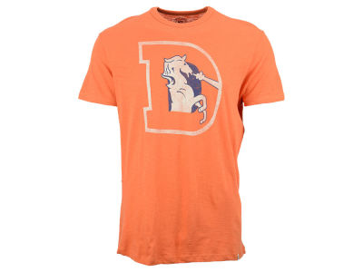 Denver Broncos '47 NFL Retro Logo Scrum T-Shirt