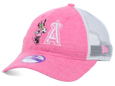 Los Angeles Angels New Era MLB Disney Tykes Trucker 9TWENTY Cap
