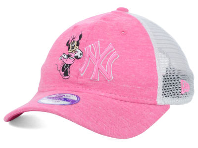 New York Yankees New Era MLB Disney Tykes Trucker 9TWENTY Cap