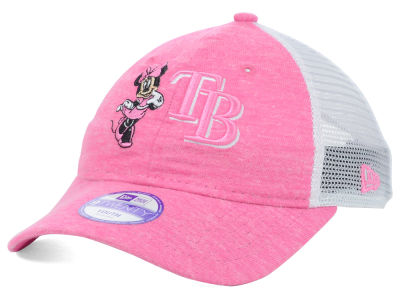 Tampa Bay Rays New Era MLB Disney Tykes Trucker 9TWENTY Cap