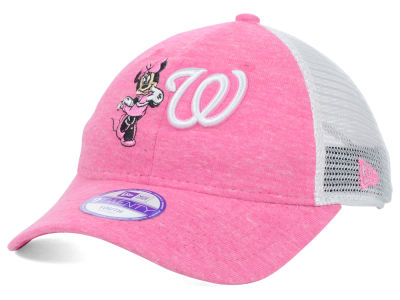 Washington Nationals New Era MLB Disney Tykes Trucker 9TWENTY Cap