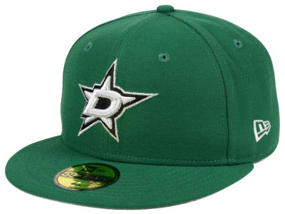 Dallas Stars New Era NHL Basic 59FIFTY Cap
