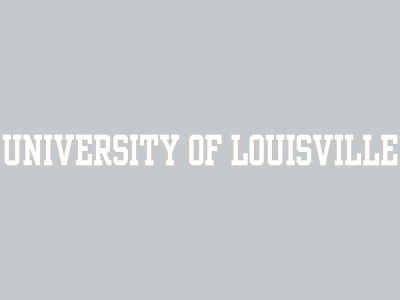 Louisville Cardinals Long Decal