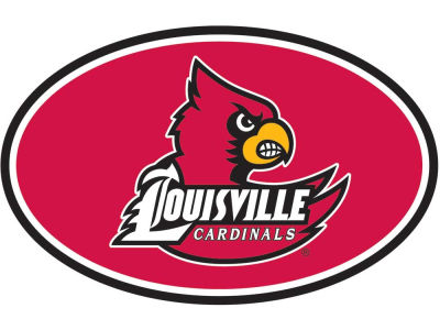 Louisville Cardinals Magnet Stockdale 5x7